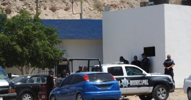 En operativo aprehenden al CHAKA en Santa Rosalía, andaba vendiendo chuky.