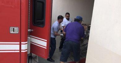 En Bahía de los Ángeles ladrones perpetran un robo con violencia, dejan inconsciente a la víctima.