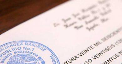 Desmantelan en Comondú taller de falsificación de documentos; desde licencias hasta títulos