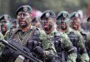 La Guardia Nacional operara enlos cincomunicipios de la entidad.