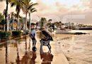 Nuevo Frente Frío afecta a Baja California Sur, con bajas temperaturas, lluvias y viento