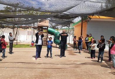 SALUD ESTATAL IMPULSA MEDIDAS PREVENTIVAS POR COVID-19 EN TRABAJADORES AGRÍCOLA