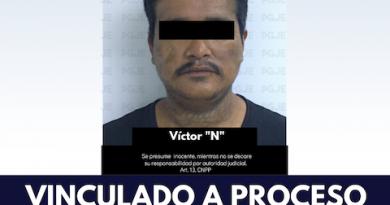 PRISIÓN PREVENTIVA A SUJETO POR VIOLACIÓN EQUIPARADA EN CABO SAN LUCAS