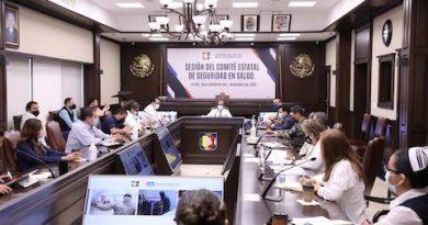 SENSIBILIDAD Y RESPONSABILIDAD PARA AVANZAR A LA NUEVA NORMALIDAD: COMITÉ ESTATAL DE SEGURIDAD EN SALUD