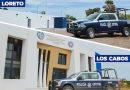 PRESENTAN RESULTADOS COMANDANCIAS DE LA POLICÍA ESTATAL EN LORETO Y LOS CABOS